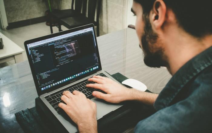 Programming on Laptop